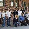 Mako, Ric, Jennifer, Stephanie and the Math Counts Team!